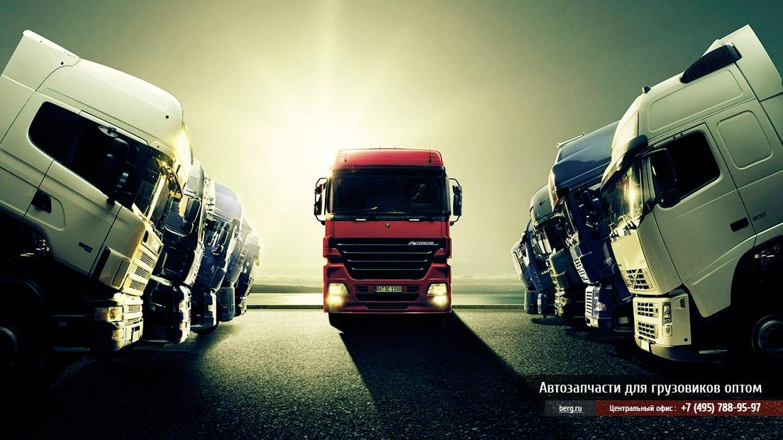 Запчасти к импорноым грузовикам
